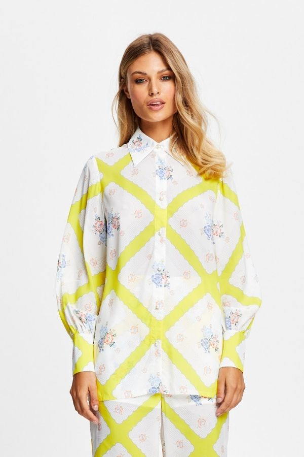 THE SUNSET BLOUSE