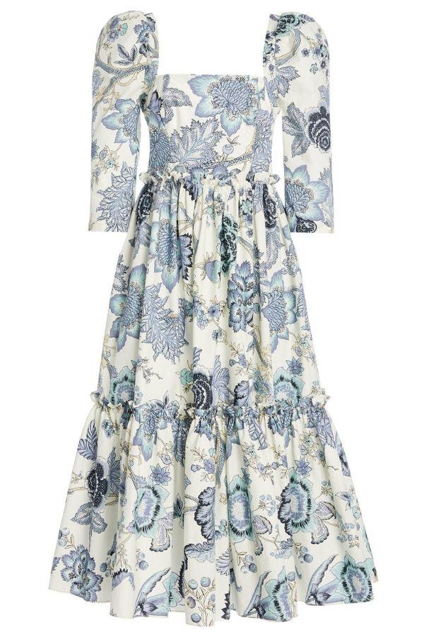 BLUE HILL DRESS