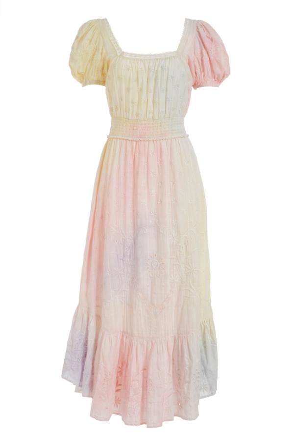 BEGONIA DRESS