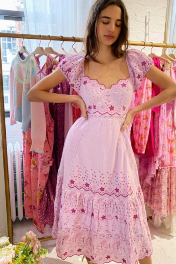 MAGENA DRESS