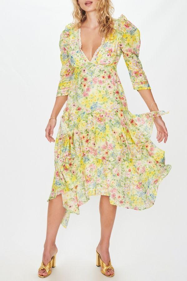 SALIMA DRESS
