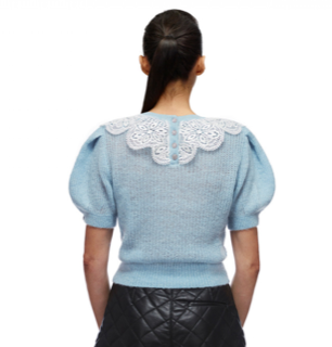 114T LACE COLLAR CABLE JUMPER